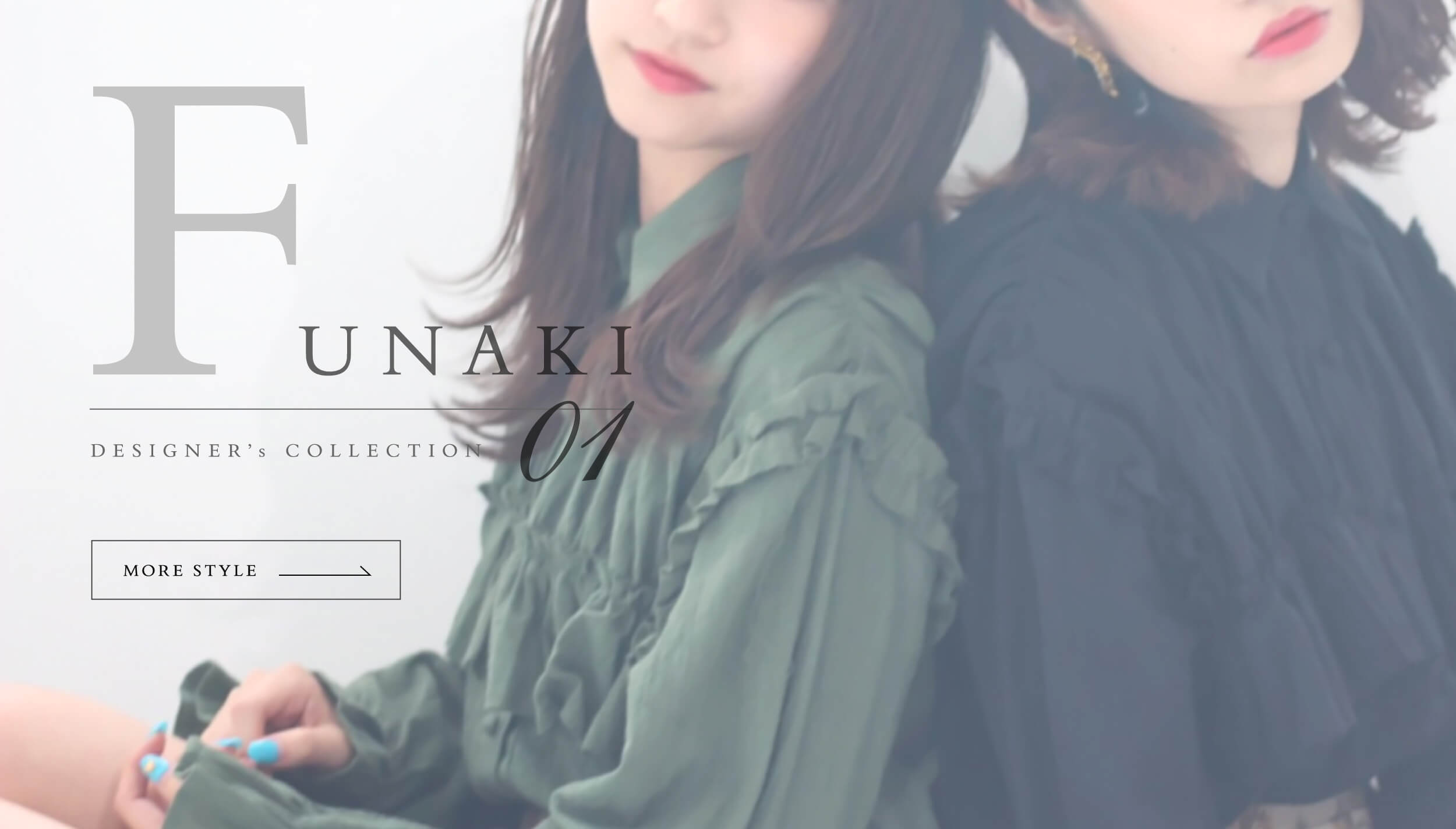 Designer's collection 01 FUNAKI