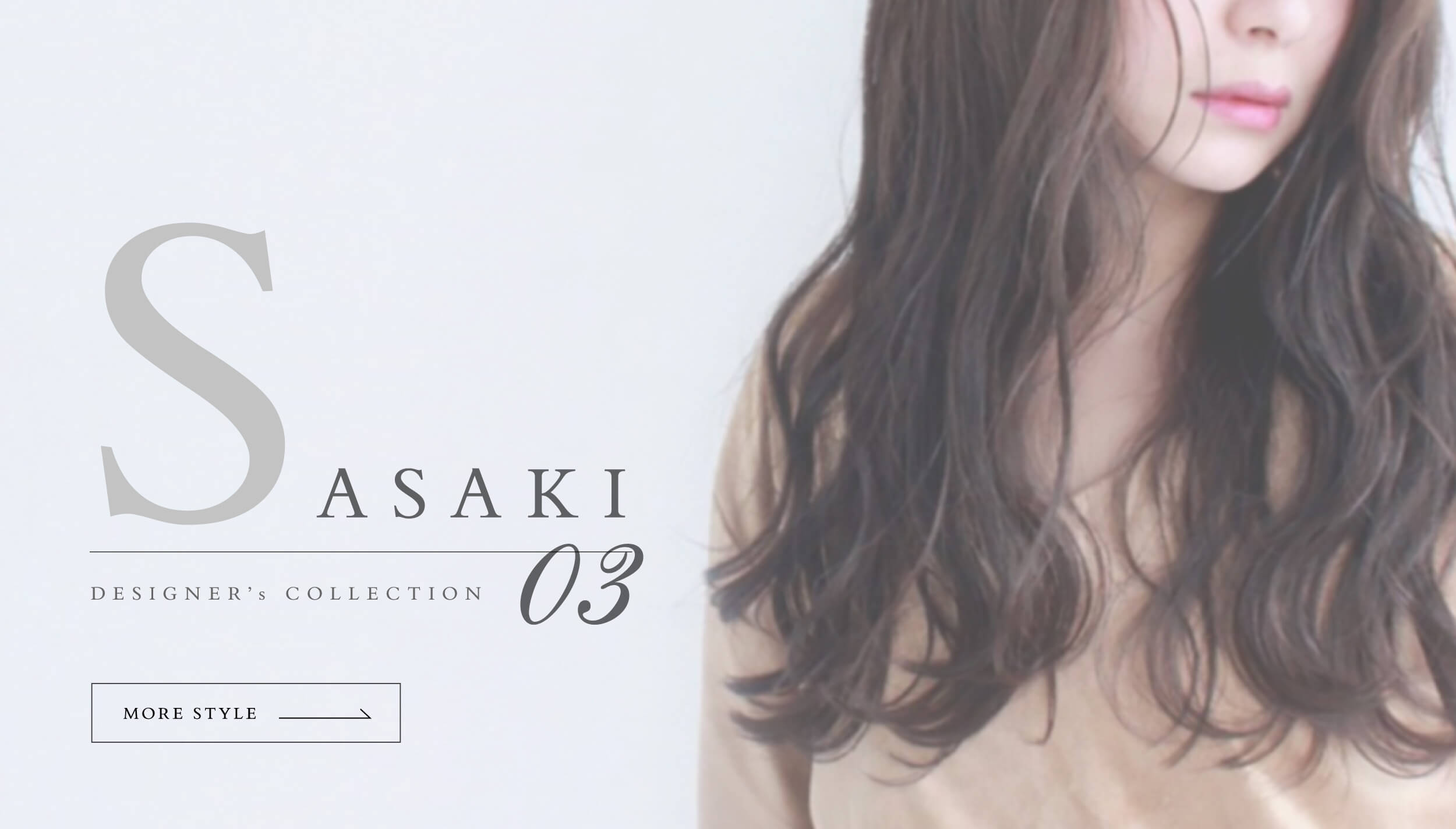 Designer's collection 03 SASAKI